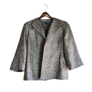 Eileen Fisher Silk Blazer Jacket